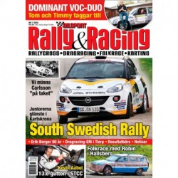 Bilsport Rally&Racing nr 7 2015