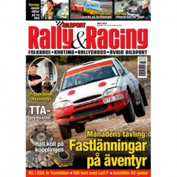 Bilsport Rally&Racing nr 6 2012