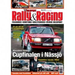 Bilsport Rally&Racing nr 12 2012