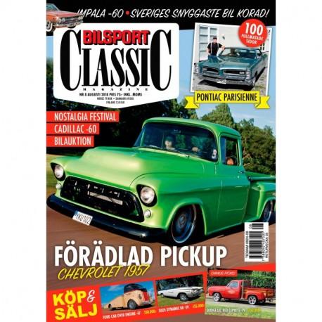 Bilsport Classic nr 8 2018