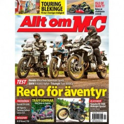 Allt om MC nr 7 2018