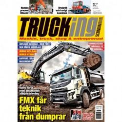 Trucking Scandinavia nr 7 2015