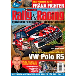 8 nr Bilsport Rally & Racing