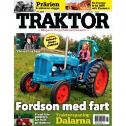 Traktor nr 1 2019