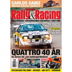 Bilsport Rally & Racing nr 5 2020