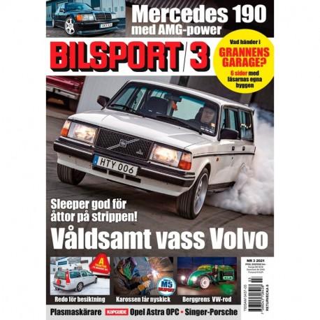 Bilsport nr 3 2021
