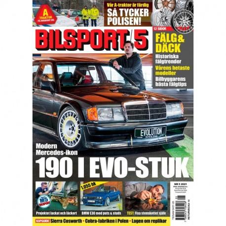 Bilsport nr 5 2021