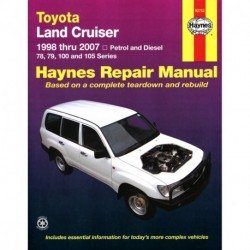 Toyota Land Cruiser 1998-2007