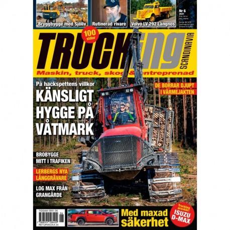 Trucking Scandinavia nr 6 2021