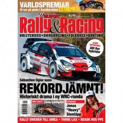 Bilsport Rally & Racing nr 4 2021