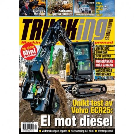 Trucking Scandinavia nr 7 2021