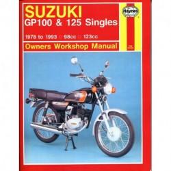 Suzuki GP100 & 125 Singles 1978 - 1993