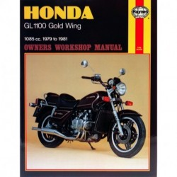 Honda GL1100 Gold Wing 1979 - 1981