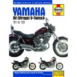 Yamaha XV Virago 1981 - 2003