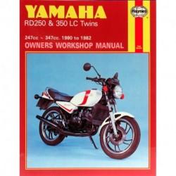 Yamaha RD250 & 350LC Twins 1980 - 1982