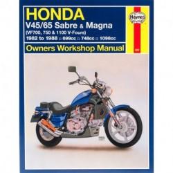 Honda V45/65 Sabre & Magna 1982 - 1988
