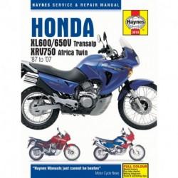 Honda XL600/650V Transalp & XRV750 Africa Twin 1987 - 2007