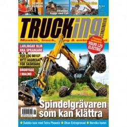 Trucking Scandinavia nr 8 2021