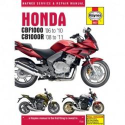 Honda CBF1000 (06 - 10) & CB1000R 2008 - 2011