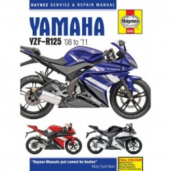 Yamaha YZF-R125 2008 - 2011