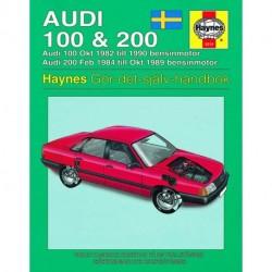 Audi 100 & 200 1982 - 1990