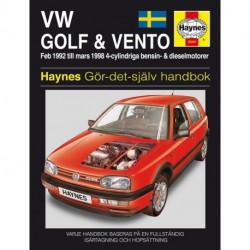 VW Golf III & Vento 1992 - 1998