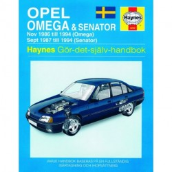 Opel Omega & Senator 1986 - 1994