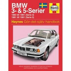 BMW 3- & 5-Serien 1981 - 1991