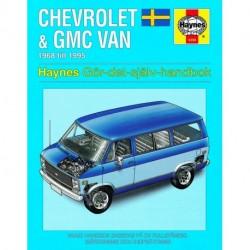 Chevrolet & GMC Van 1968 - 1995