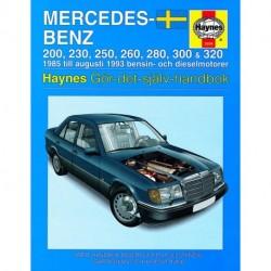Mercedes-Benz 124-serien 1985 - 1993