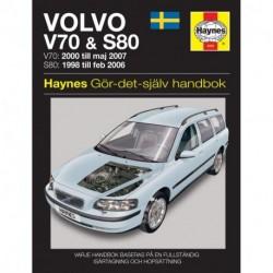 Volvo V70 & S80 1998 - 2007