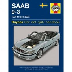 Saab 9-3 1998 - 2002