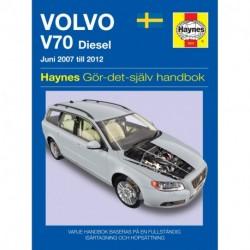 Volvo V70 diesel  2007 - 2012