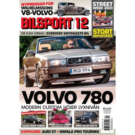 Bilsport nr 12 2021