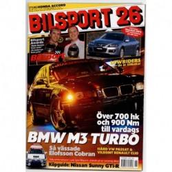 Bilsport nr 26  2004