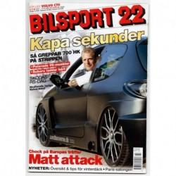 Bilsport nr 22  2004