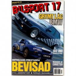 Bilsport nr 17  2000