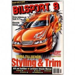 Bilsport nr 9  2000