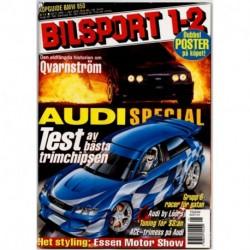 Bilsport nr 1  2000