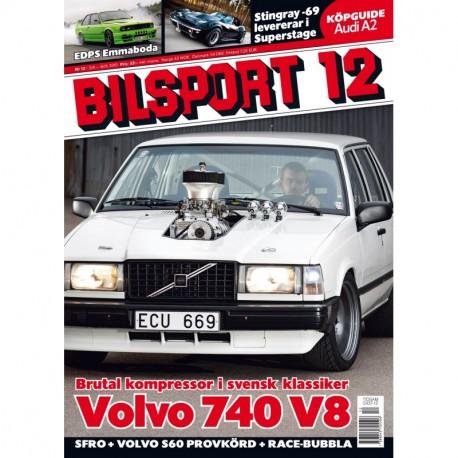 Bilsport nr 12 2010