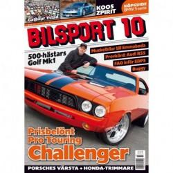 Bilsport nr 10 2010