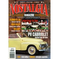 Nostalgia Magazine nr 5  1995