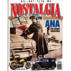 Nostalgia Magazine nr 3  1998