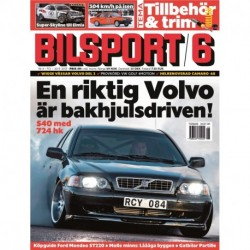 Bilsport nr 6 2013