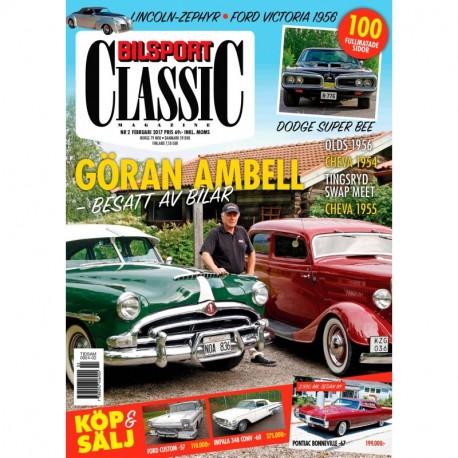 Bilsport Classic nr 2 2017
