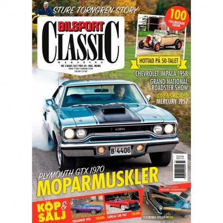 Bilsport Classic nr 3 2017