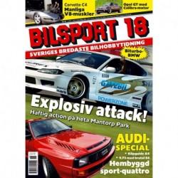 Bilsport nr 18 2006