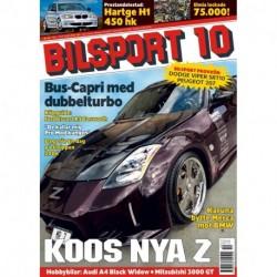 Bilsport nr 10 2006