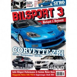 Bilsport nr 3 2008