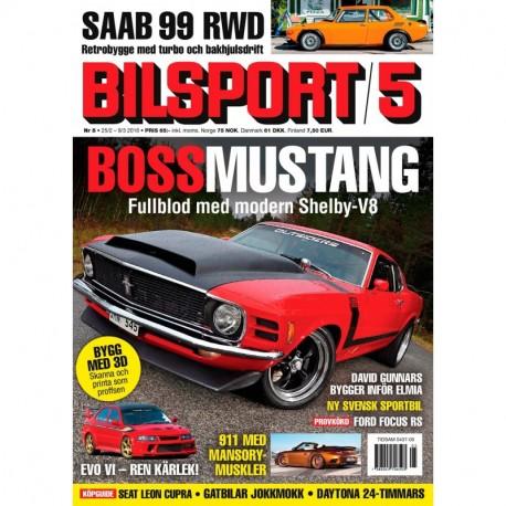 Bilsport nr 5 2016